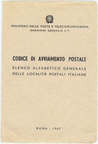 Libro dei CAP (1967)